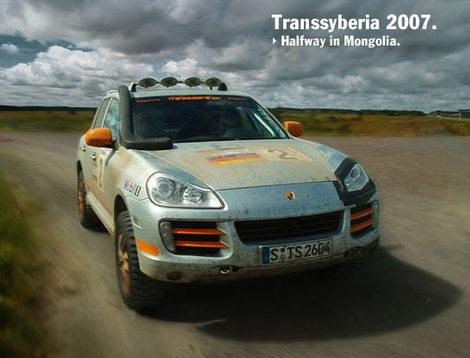 Transsyberia