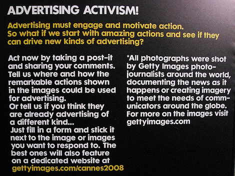 Advertisingactivism